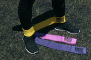 Yellow Ankle Bands - Heavy