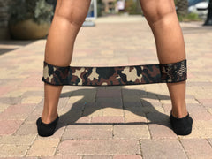 Camo Ankle Band - Medium