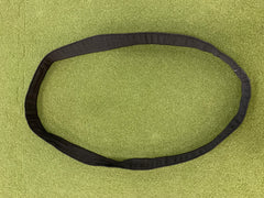 (LIGHT ) Black loop fabric bands (Light )