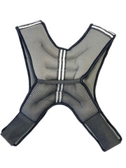 Grey 20 pound Weight Vest  ( Taylor Made)