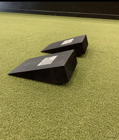 Squat blocks (Black)