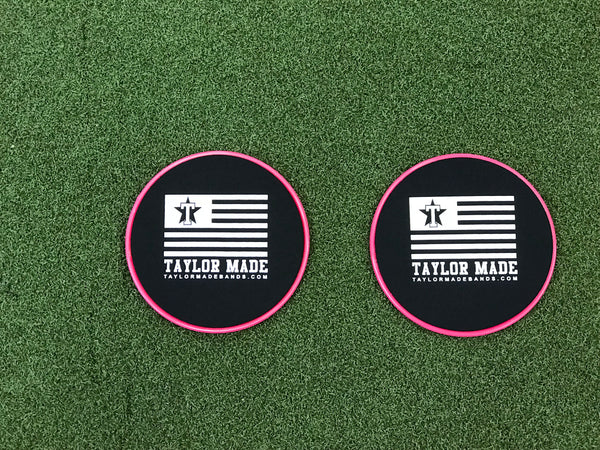 Pink TaylorMade Sliders