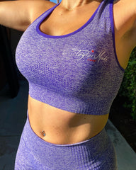 Purple Leggings Set { TAYLOR MADE}