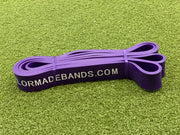 Purple Resistance Bands