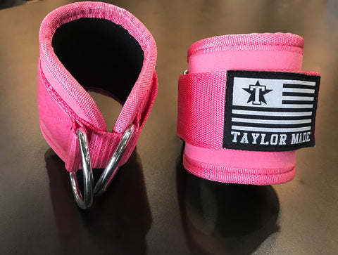 Pink Ankle Attachments