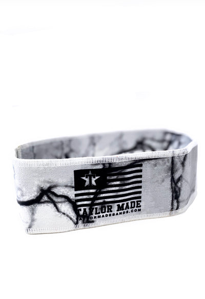 Marble Print Booty bands - Heavy