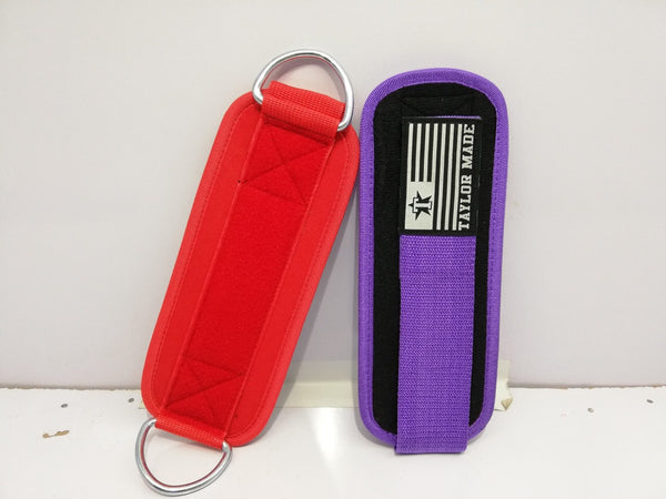Red & Purple  Ankle Attachments