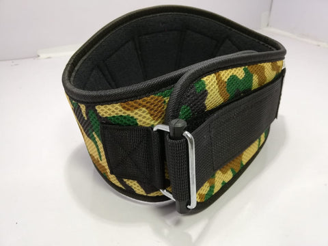 Camo Weight Belt