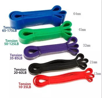 Resistance Bands package (4)