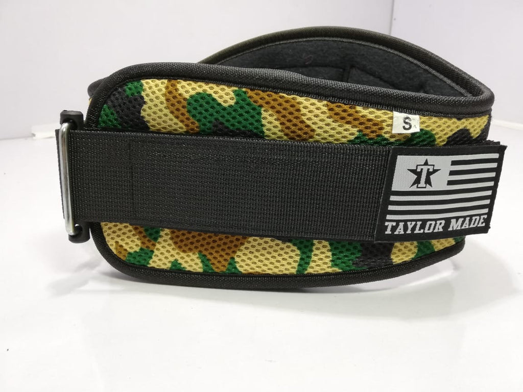Camo Weight Belts