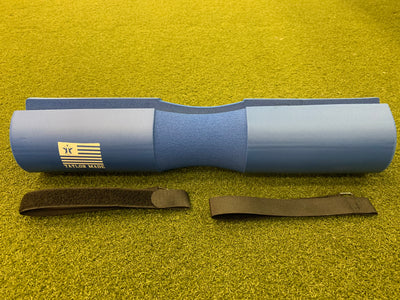 Blue Hip Thrust/ Squat Barbell Pad