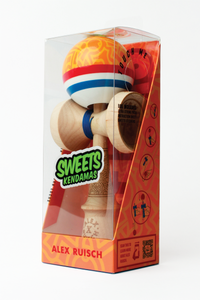 Alex Ruisch Legend Boost Kendama boxed