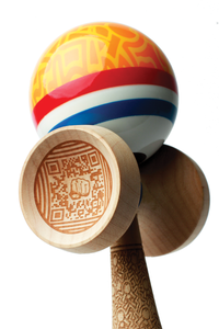 Alex Ruisch Legend Boost Kendama QR code
