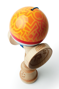 Alex Ruisch Legend Boost Kendama angle