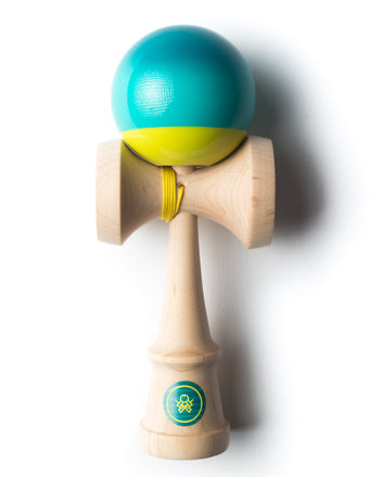 Christian Fraser pro model Kendama with Prime sticky clear