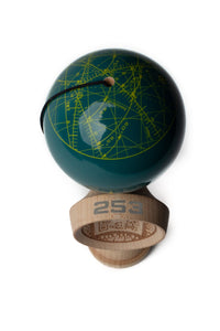 Sweets Cooper Eddy Boost Pro Mod Kendama angle