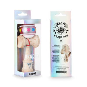 KROM 8 Year B-Day Kendama Box