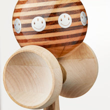 Load image into Gallery viewer, KROM 9 Year B-Day Kendama details
