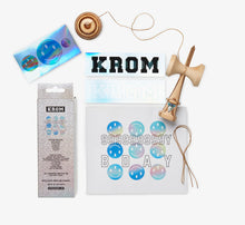 Load image into Gallery viewer, KROM 9 Year B-Day Kendama guts