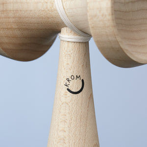 KROM - GAS CHARCOAL KENDAMA