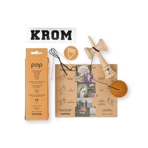 KROM POP Honey Fade guts