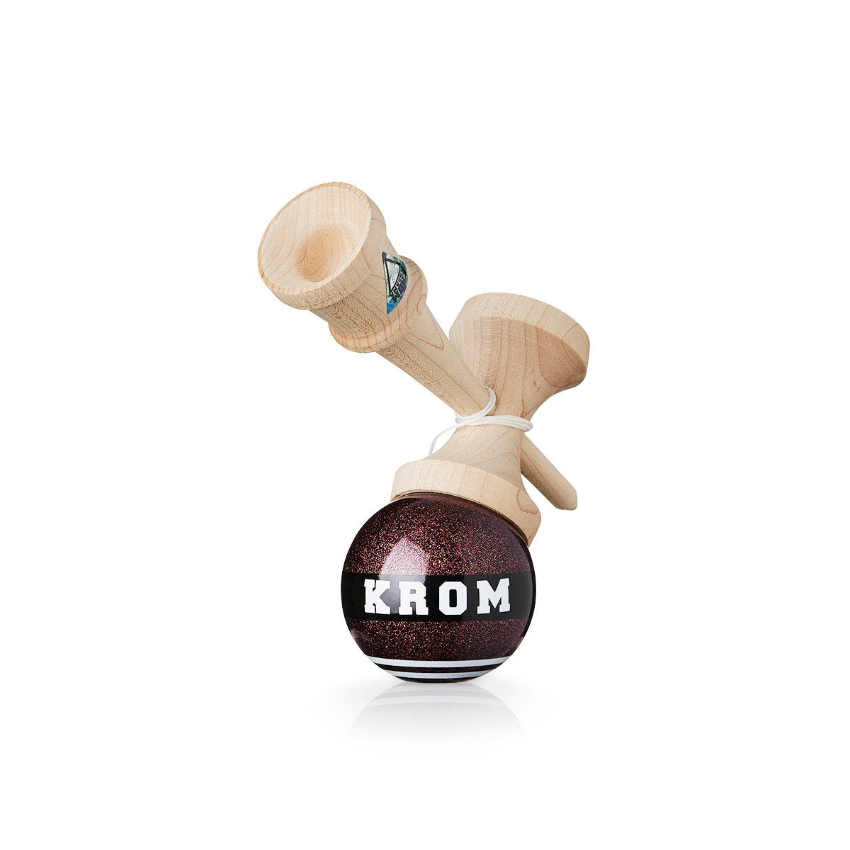 KROM Aurora 1% Strogo Kendama lunar for days
