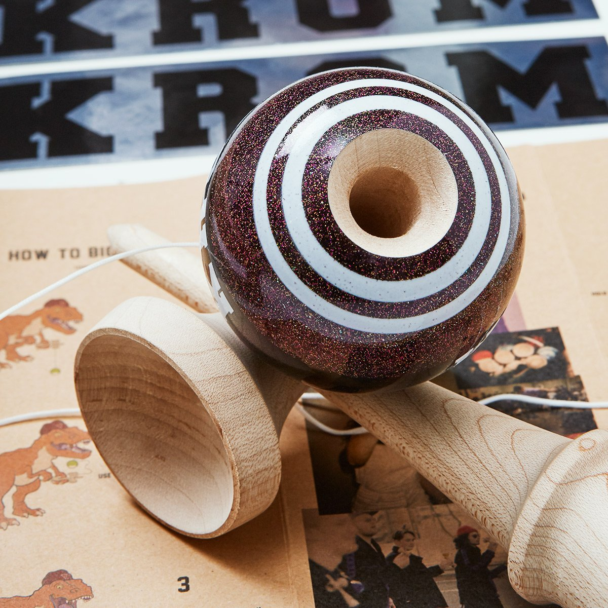 KROM Aurora 1% Strogo Kendama scope