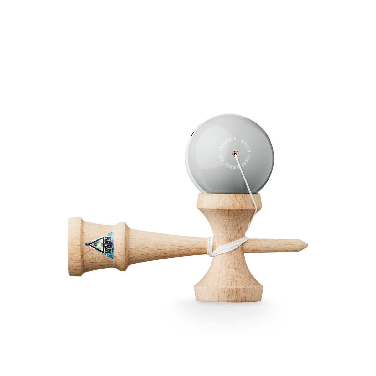 Krom Strogo W.I.P Grayhound Kendama cuppin