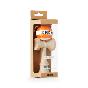 Krom Strogo W.I.P Safety Vest Kendama boxed