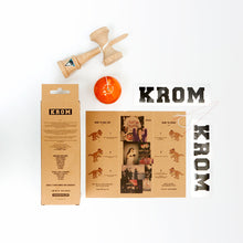 Load image into Gallery viewer, Krom Strogo W.I.P Safety Vest Kendama guts