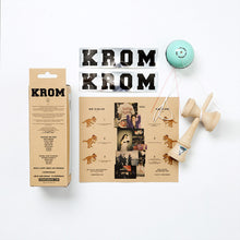 Load image into Gallery viewer, KROM STROGO Tokyo Cab Kendama guts