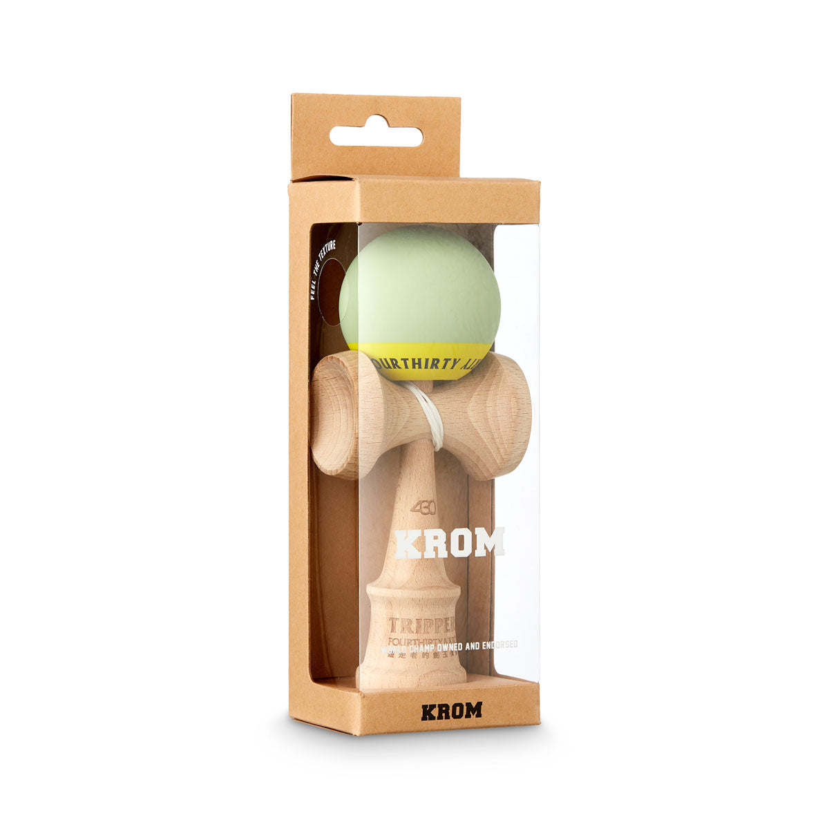 KROM 430 Trippers Kendama boxed