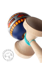 Load image into Gallery viewer, Sweets Lab – V27 Great Scott Kendama angle