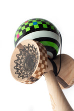 "Load image into Gallery viewer, MATT ""SWEETS"" JORGENSON CUSHION CLEAR - LEGEND KENDAMA"