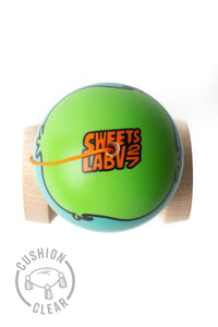 Sweets Lab – V27 Zyonks Kendama top down