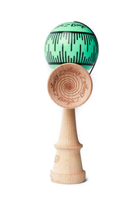 Boogie T Signature Kendama side on
