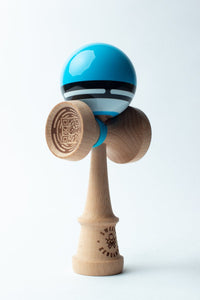 Sweets Blue Boost Radar Kendama more angles