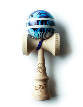 Nick Gallagher Prime Sticky Maple Kendama