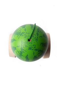 Sweets Watermelon Cushion Clear Kendama top down