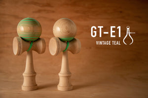 "GT-E1 MAPLE ""STITCH"" - VINTAGE TEAL"