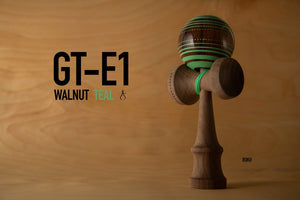 "GT-E1 WALNUT TEAL ""ROKU"""