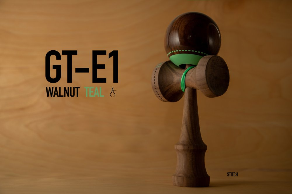 GT-E1 WALNUT TEAL