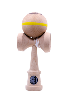 DA\O - YELLOW:LINE KENDAMA