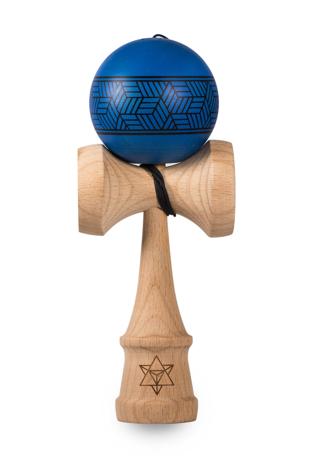 Blue Cube Kendama