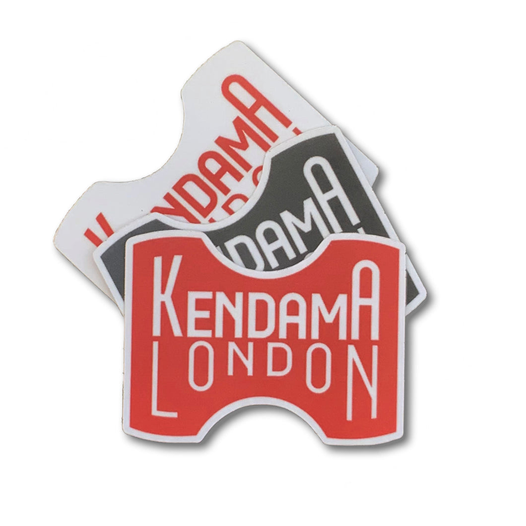 Kendama London Classic Stickers