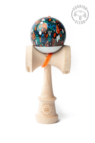 Textile Space Cushion Clear Kendama