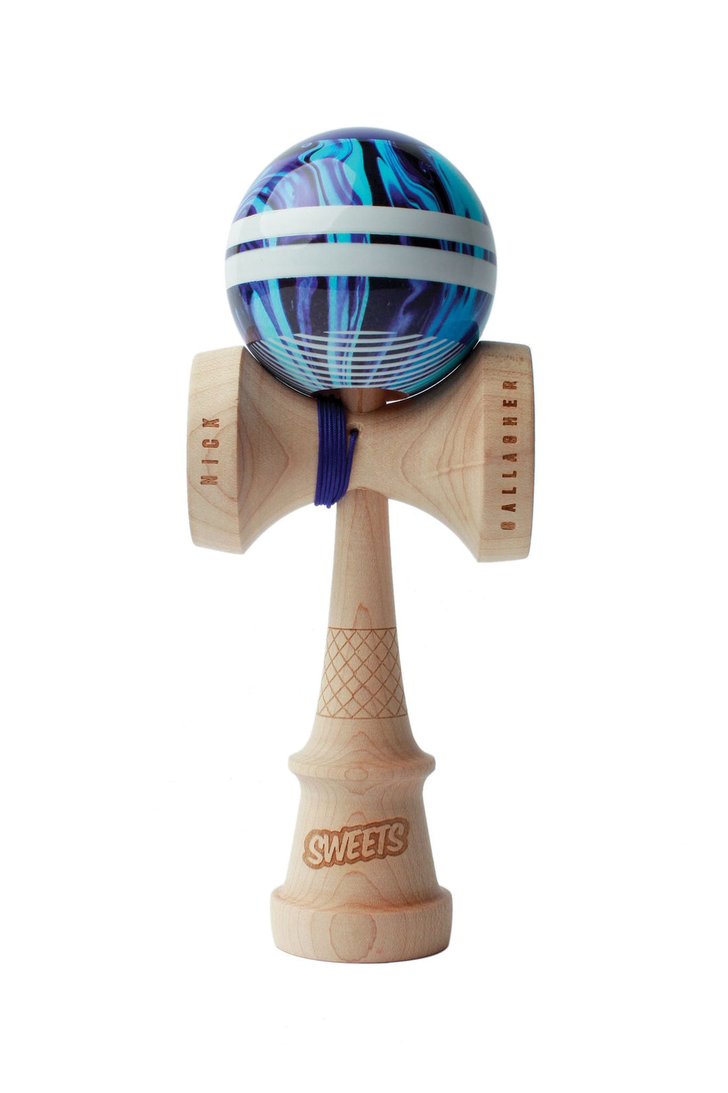 Nick Gallagher Boost Shape Kendama