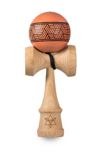 Peach Cube Kendama
