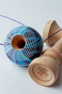 Nick Gallagher Boost Shape Kendama chillin