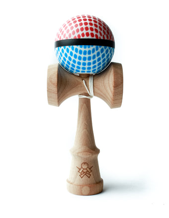Mesh Runner Split Cushion Clear Kendama